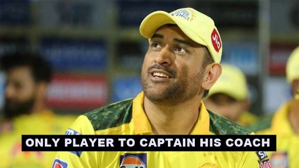 5 unique records that only MS Dhoni has in the IPL