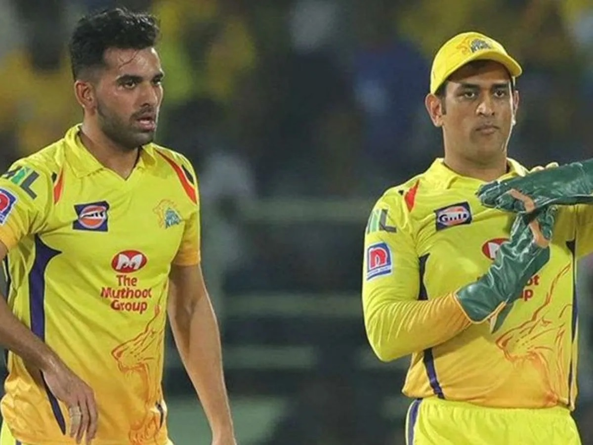 Five players who debuted for the Indian team while at CSK
