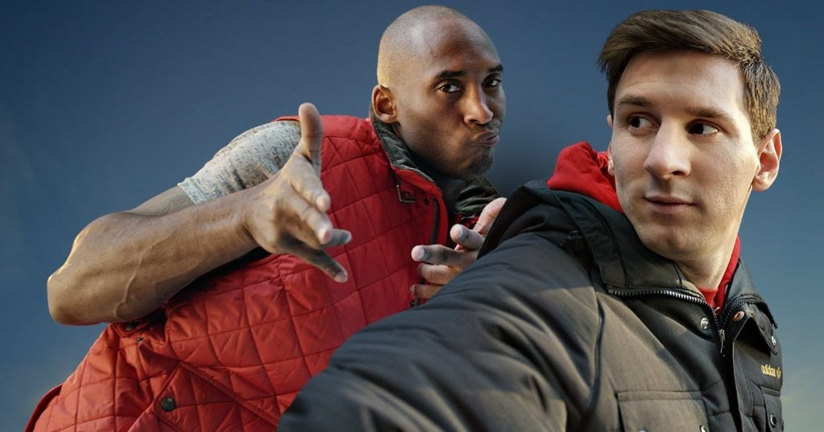 WATCH: When Lionel Messi And Kobe Bryant Went Wild On 'The Ad Of The Decade'