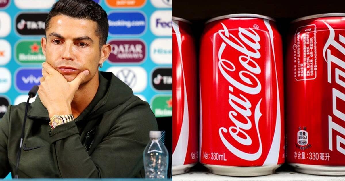REVEALED: Why Cristiano Ronaldo hates Coca Cola?