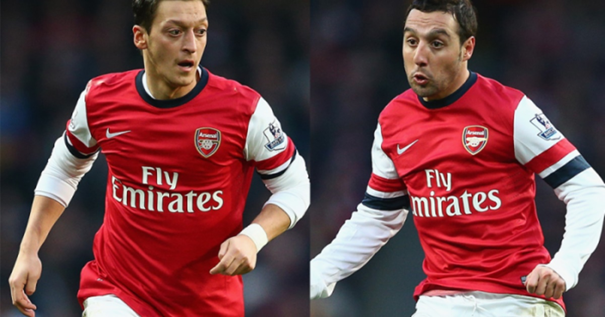5 Arsenal Players Who Played the Best Football of Their Life Alongside Santi Cazorla