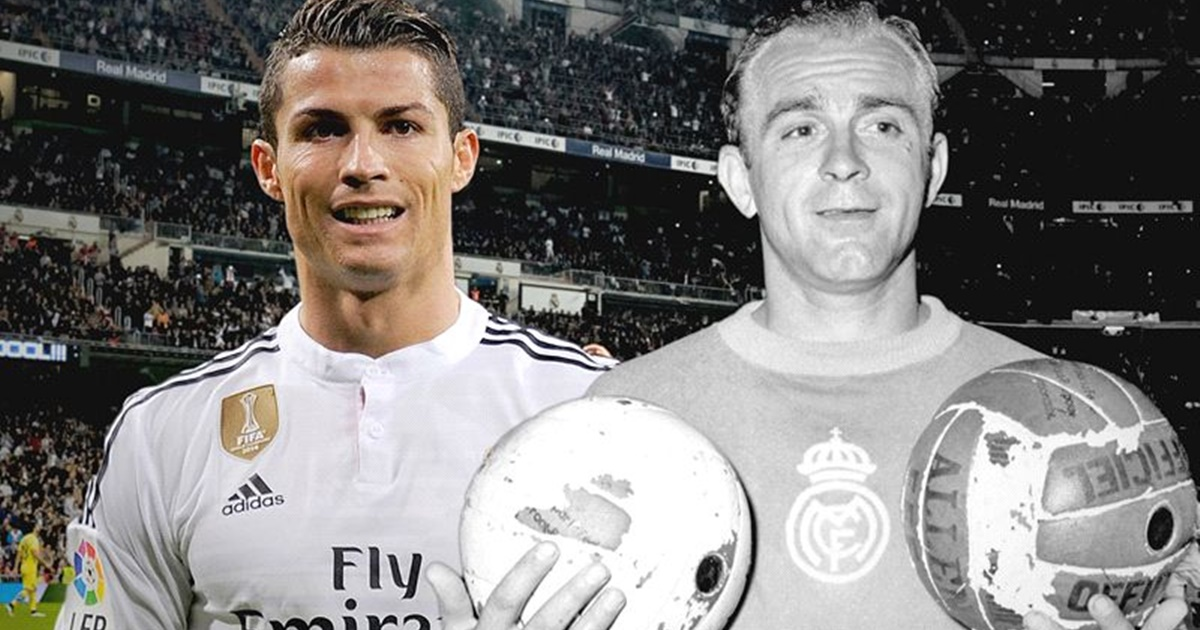 5 Players who won Ballon d'or while they were at Real Madrid