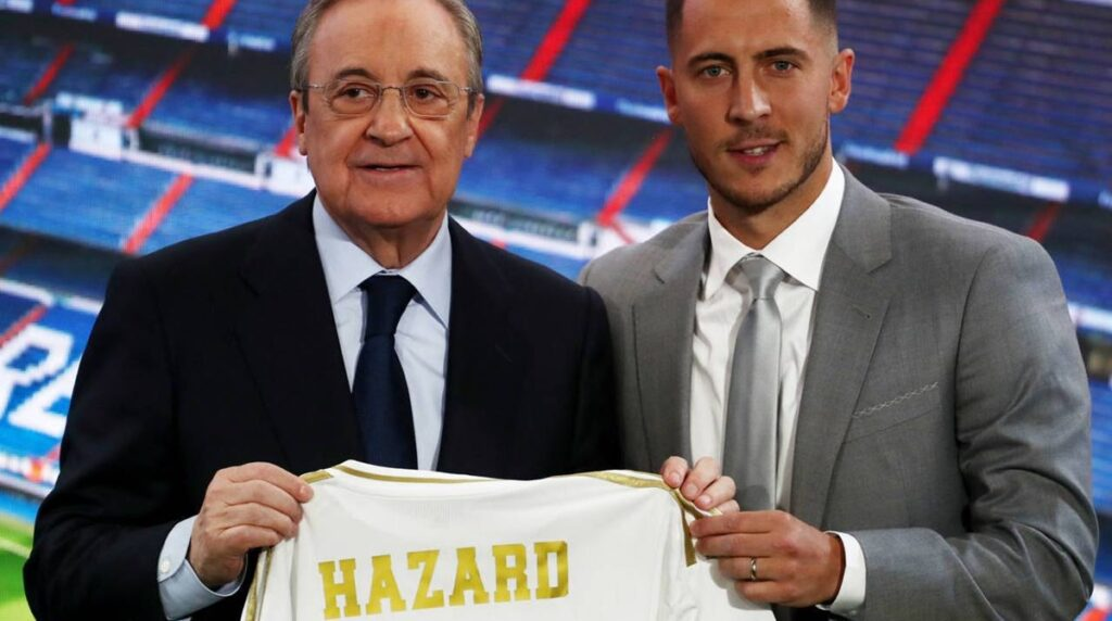 4 signs Eden Hazard will succeed at Real Madrid this season