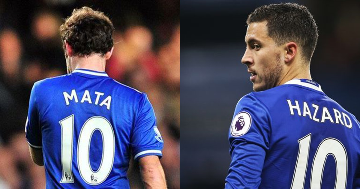 5 Chelsea Players Who Donned the No.10 Jersey
