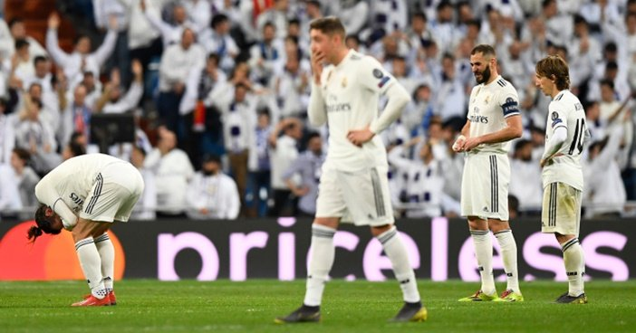 5 Real Madrid Players Which Are Likely to Leave This Season
