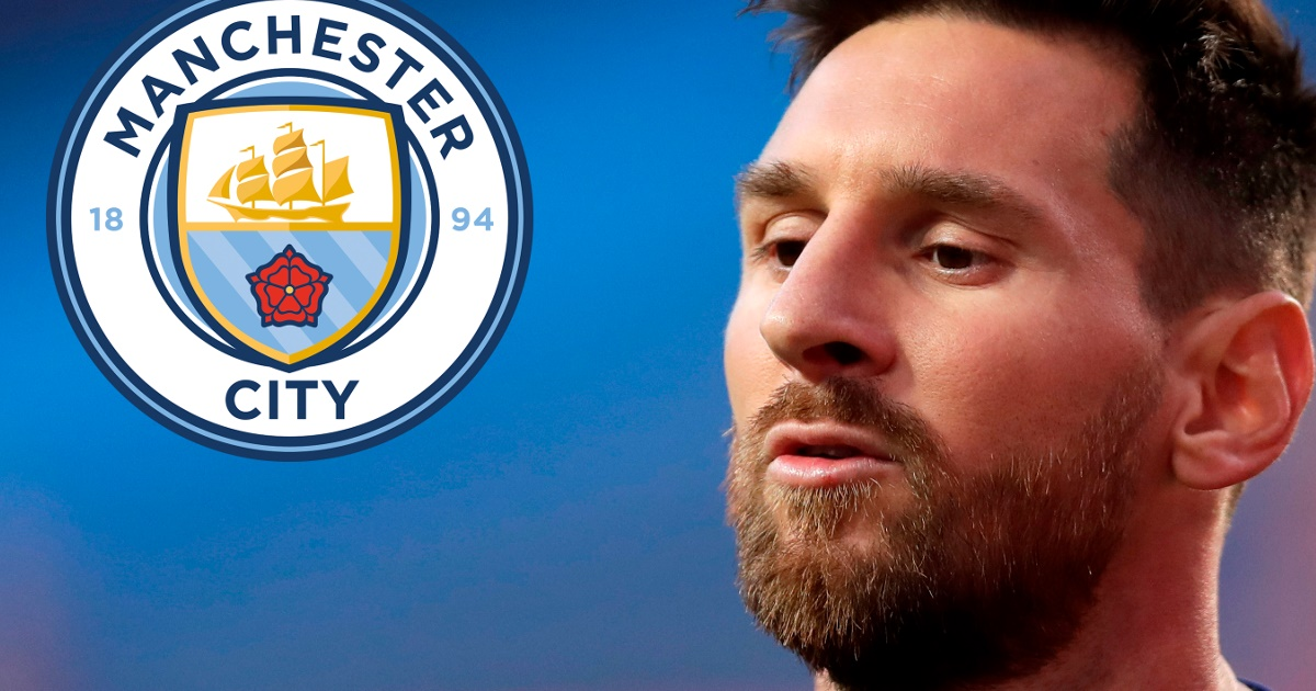 How Could Manchester City Line Up With Lionel Messi?