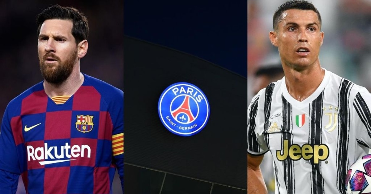 What is the possibility of Ronaldo and Messi playing together at PSG?