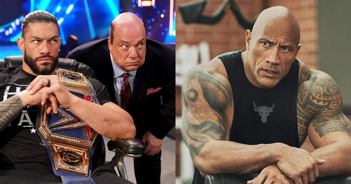 Paul Heyman Issues a Warning to the Rock Before Their Potential Match-up