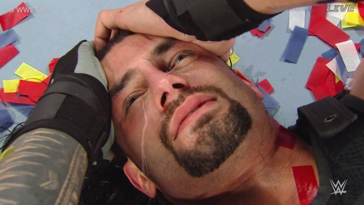 5 most embarrassing moments of Roman Reigns career in WWE