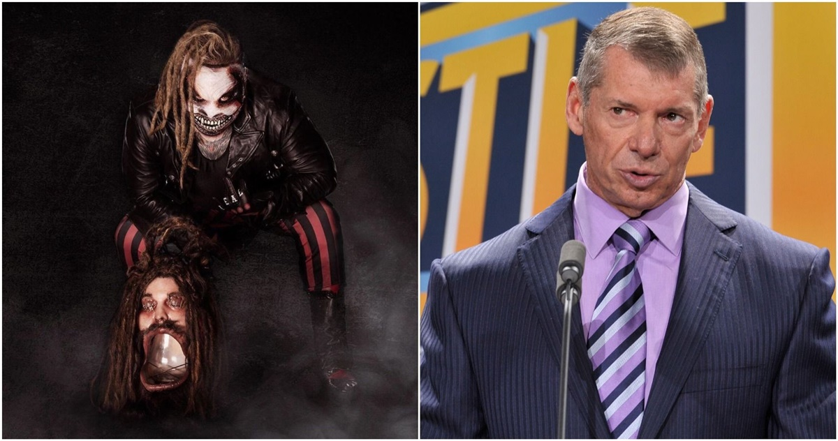 Bray Wyatt speaks about his relationship with Vince McMahon revealed
